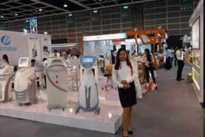Exhibitions of COSMOPROF in HONGKONG in 2015