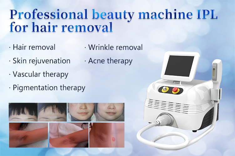 ipl shr hair removal